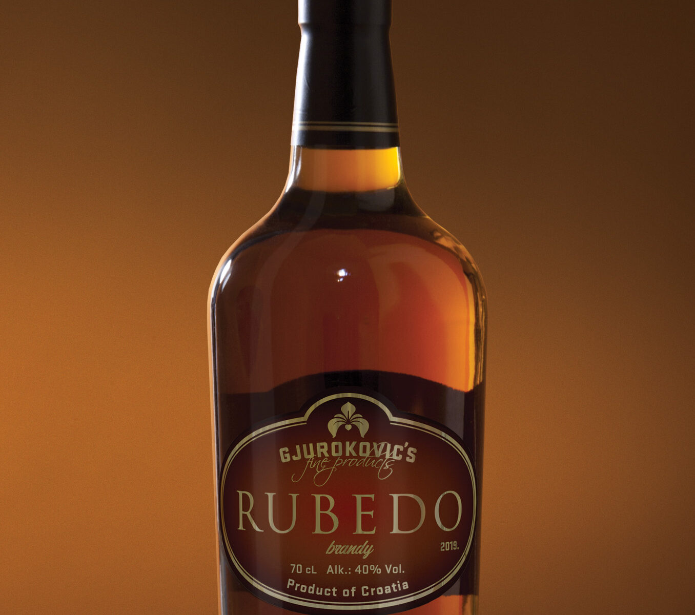 Rubedo brandy